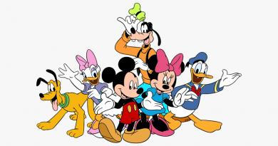 Ya están disponibles los nuevos productos de Mickey y amigos