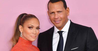 Jennifer Lopez y Alex Rodriguez confirmaron su ruptura