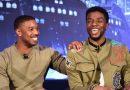 """Michael B. Jordan dice que """"no hay un premio que pueda validar el legado"""" de Chadwick Boseman"""
