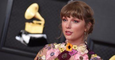 """Taylor Swift estrenó la regrabación de """"Wildest Dreams"""""""