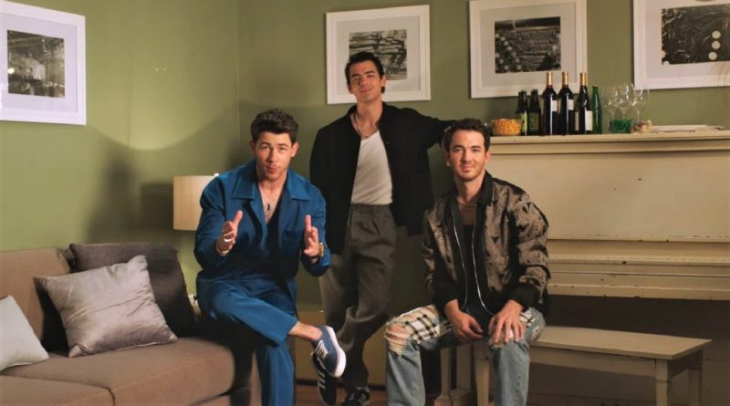 Family Roast: Los Jonas Brothers tendrán especial de comedia de Netflix