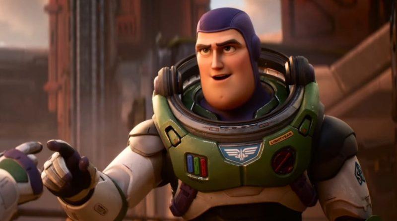 "Chris Evans da voz a Buzz Lightyear en el primer tráiler de ""Lightyear"""
